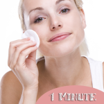 1 minute Clear Skin Toner