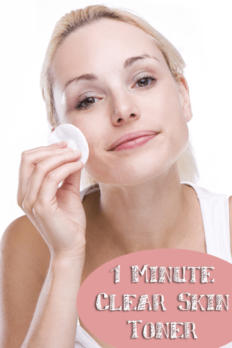 How To Make Your Own Natural Face Toner