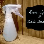 DIY Room Freshener Spray