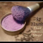 DIY Blush With Hibiscus That Actually Works