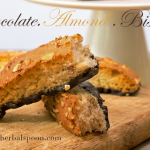 Chocolate Almond Biscotti – Gluten and Dairy Free