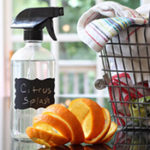 Citrus splash all purpose cleaner - The Herbal Spoon