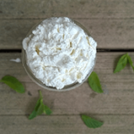 Mint chocolate whipped body butter - The Herbal Spoon