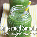 Fat Burning Detox Smoothie