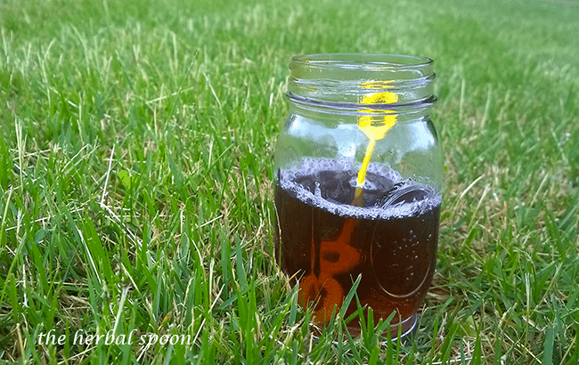 Make Your Own Non-toxic Homemade Bubbles - The Herbal Spoon