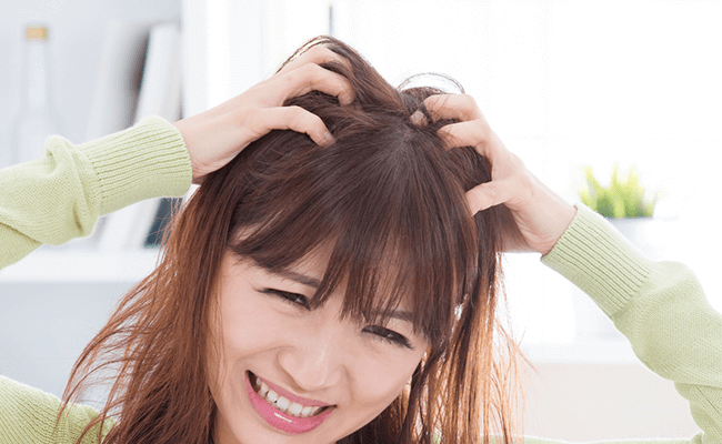 How to get rid of dandruff for good and what causes it