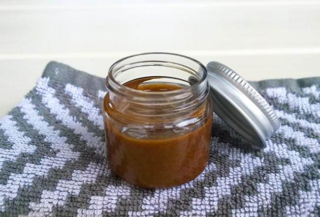 Chai spice remineralizing toothpaste - The Herbal Spoon